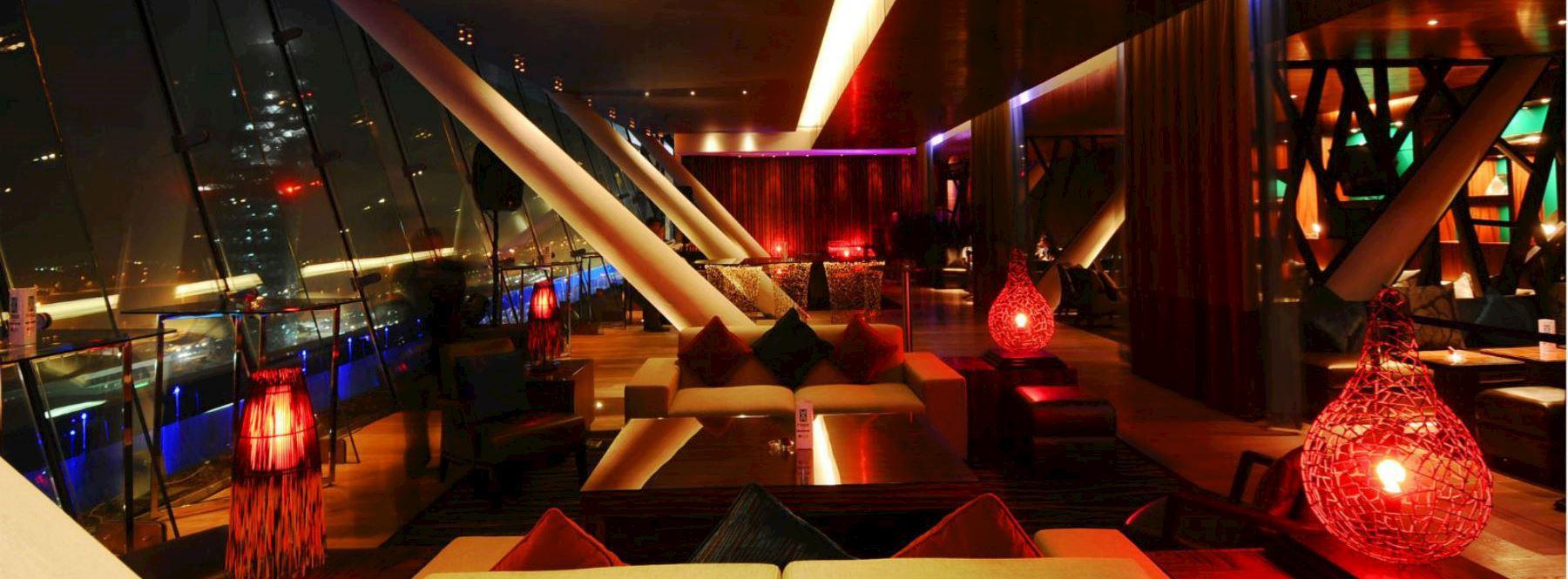 Relax at 12 Lounge - Abu-Dhabi