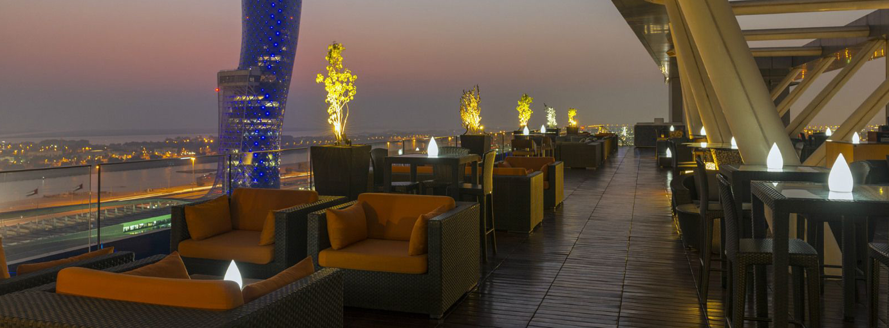 -Relax at 12 - Terrace exterior